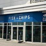 Fish and chip restuarnat