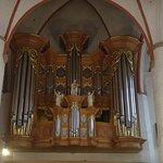 Hauptkirche St. Jacobi, орган
