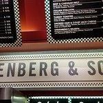 Greenberg Deli inside NY/NY Casino, Las Vegas