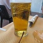 Large size San Miguel beer