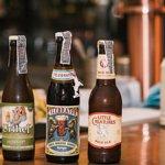 Urthel Hop, Ayinger Celebrator & Little Creature beers