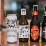 Local & imported craft beers