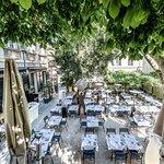 Restaurant La Cour d'Honneur Foto
