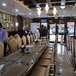 The interior of our beautiful Bollywood Tandoori Restaurant, with classy neat atmosphere along with excellent service and amazing Indian Cuisine dishes!