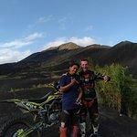 Dirty bike ride. Start Ubud to batur volcano, go adventures, get your different holydays More info contac komang +6285238239089