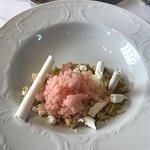 Truly scrummy rhubarb panna cotta