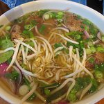 King Pho with braised Short ribs in soup