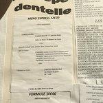 Bilde fra La Crepe Dentelle