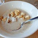 Легендарный грибной крем-суп