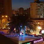 Window View - Hotel Castilla Alicante Photo