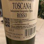 Heerlijke Toscaanse wijn