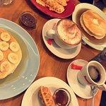 Brunch Cafe Photo