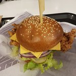 Ribs and Burgers照片