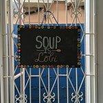 Soup is lobi!