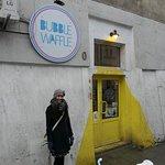 Bubble Waffle照片