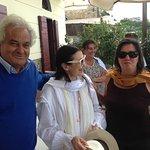 Giovanni Ruocco, Gabriella Galluzzo e Carla Fracci