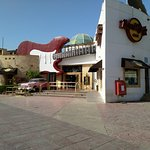 Foto de Hard Rock Cafe Sharm El Sheikh