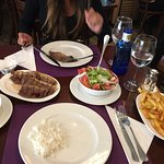 Picanha and 3 sides