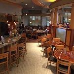 bar + dining