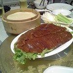 京尊烤鸭照片