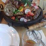 Golyama Boris - danie dla 2 osób, przegląd różnych potraw