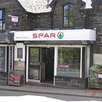 Spar Shop with adjoining bakery (Betws)