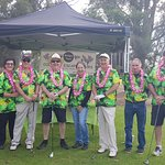 Loved being a part of the Westpac Helicopter Charity Golf Day held at #mudgeegolfclub
