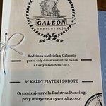 Zdjęcie Restauracja Galeon