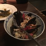 Mud Hen Water mussels