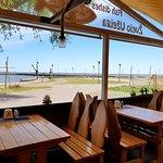 Best local fish dishes restaurant in Juodkrante - Nida - Neringa