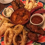 Hot Sharing Platter