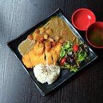 Chicken Katsu Curry Lunch Special!