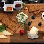 En god og velkomponert osteplate