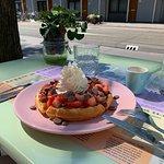 Foto van Wicked Waffles