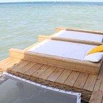 Pier lounge..