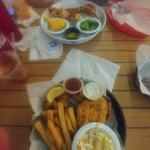 Foto de Crabby's Beachwalk Bar & Grill