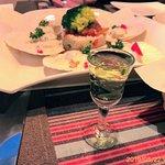 北京蓝色人鱼餐厅照片