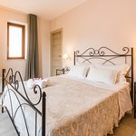 Vervece (double room with garden view)