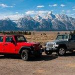 Shot in Jackson our Jeep Fleet