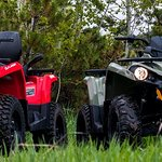 Our 2019 ATV Fleet  both single and double seaters