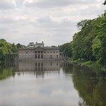 와지엔키 공원 사진