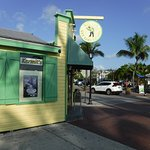 Located directly across the street from the excursion pier.