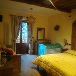 Ampia camera