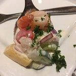 Natusch Fischereihafen Restaurant Foto