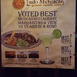 Voted Best Mexican Restaurant in Las Vegas 16 Years In A Row