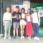 馬來西亞大學生參觀龍南天然漆博物館,瞭解臺灣漆歷史文化之旅。 Malaysian University Students visited Longnan Museum of Natural Lacquer Wares for their tour of Taiwan Lacquer History and Culture.
