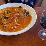 The Ravioli was delicious!