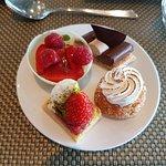 Petite selection de desserts