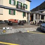 Foto de Hotel de la Forclaz Restaurant