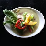 Siam Thai Green Curry.